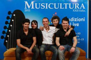 Massimo Moi - 2011 Finalista Musicultura