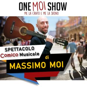 Massimo Moi - 2015 One Moi Show