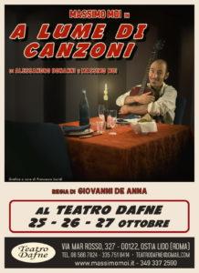 Massimo Moi - A Lume di Canzoni