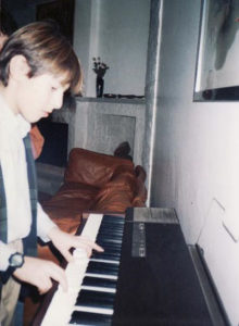 Massimo Moi - Piano 1995