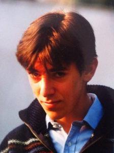 massimo moi - 1996 foto da ragazzo