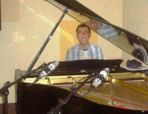 massimo moi - 1999 suona il piano