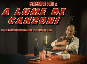 Massimo Moi - A Lume di Canzoni small